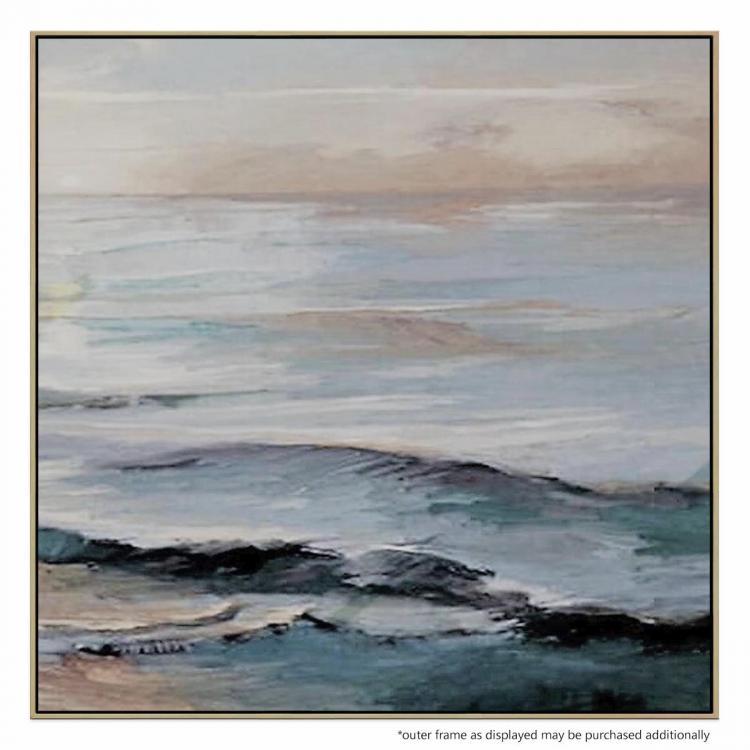 Foreshore Santilla - Painting