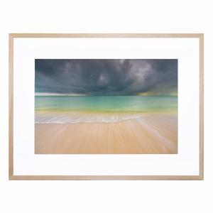 Tribulation Coast - Framed Print