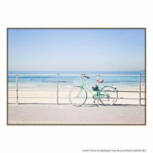 Calm Beach - Canvas Print