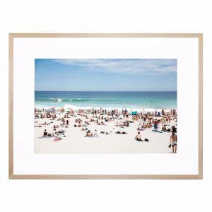 Beach Weather - Framed Print