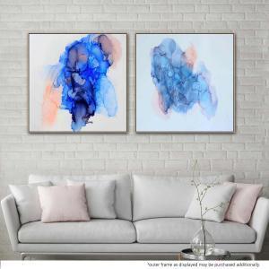 Atmosphere - Composition 1 - Canvas Print
