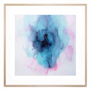 Faded Summer - Framed Print