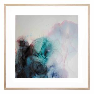 Loudly Soft - Framed Print