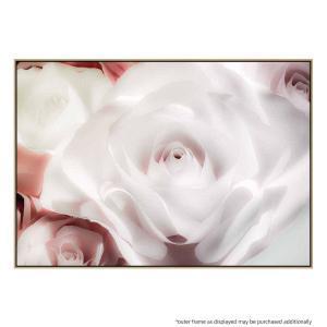 Fleur Papier - Canvas Print
