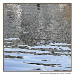 Concrete Water - Canvas Print
