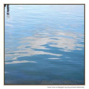 Cloud Reflection - Canvas Print