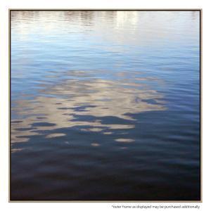 Cloud Reflection 2 - Canvas Print