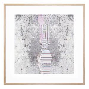 Candy Leg - Framed Print