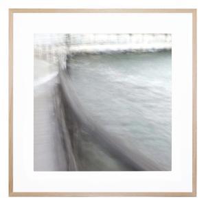 Boardwalk Corner - Framed Print