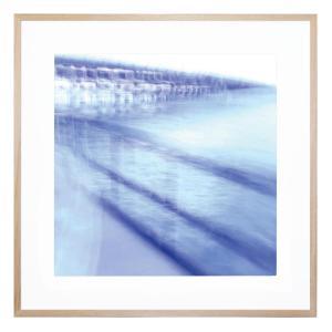 Blue Bridge 1 - Framed Print