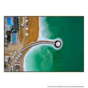 The Dead Sea - Canvas Print