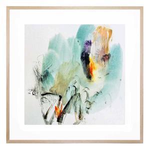 Amethyst - Framed Print