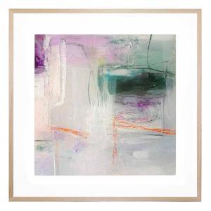 Love My Way - Framed Print