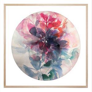 Floral Study 2 - Framed Print