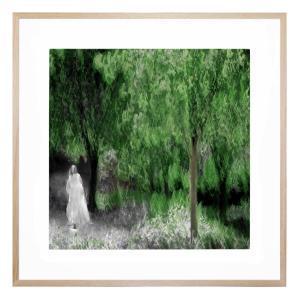 Monet's Dream - Framed Print