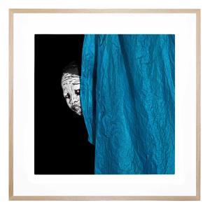 Night is Day - Framed Print