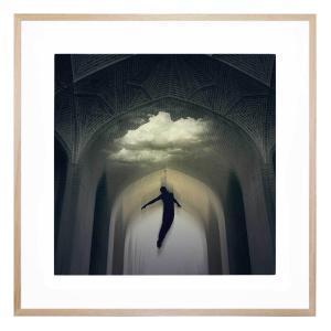 Rising - Framed Print