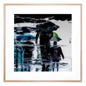 Seattle 2 - Framed Print
