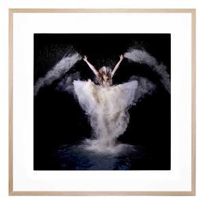 Snow Queen - Framed Print