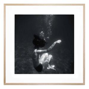 Depth of Thought - Framed Print