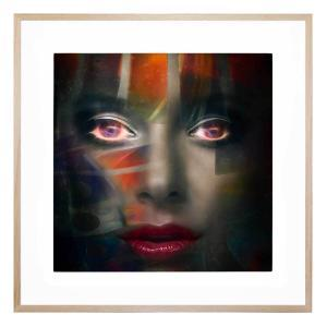 Maxine - Framed Print