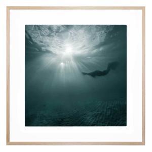 Mermadia - Framed Print