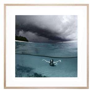 Mermadia 2 - Framed Print