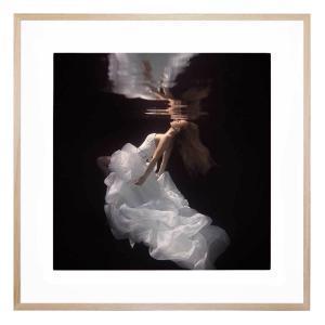 Mermadia 4 - Framed Print