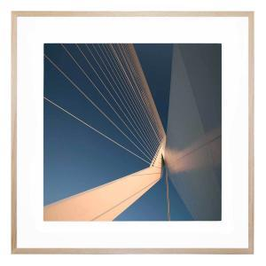 A Wider View - Framed Print