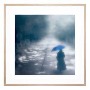 Atmospheric Lena - Framed Print