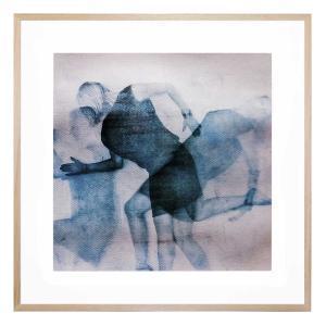 Cyanite - Framed Print