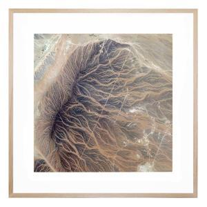 Aerial View - Framed Print