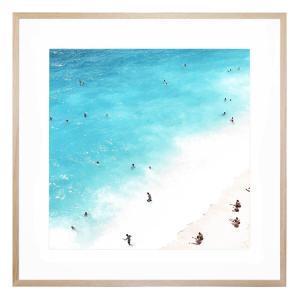 102 Degrees - Framed Print