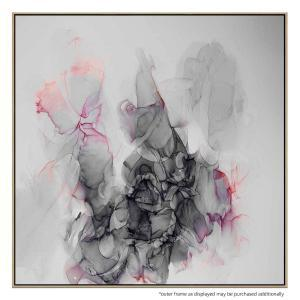 Dance of the Grey - Canvas Print