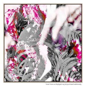 Ferny Bloom - Canvas Print