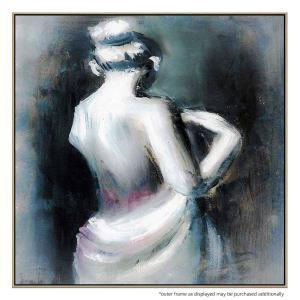 Lily and French - Canvas Print