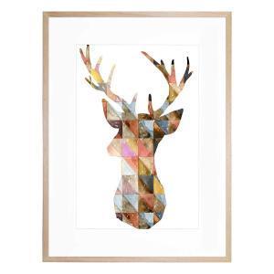 Cervo 2 - Framed Print