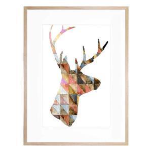 Cervo - Framed Print