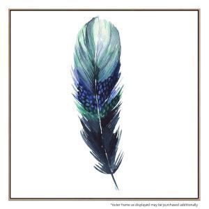 Blu Blu - Canvas Prints
