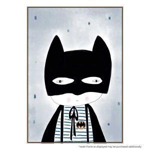 Be Batman - Canvas Print