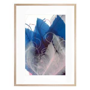 Blooming Blue - Framed Print