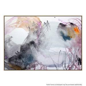 Let's Face It - Canvas Print