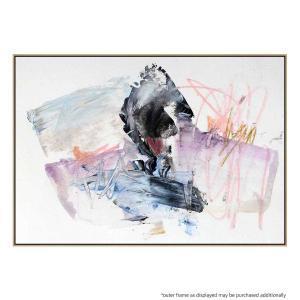 Mysterious Girl - Canvas Print