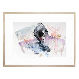 Mysterious Girl - Framed Print