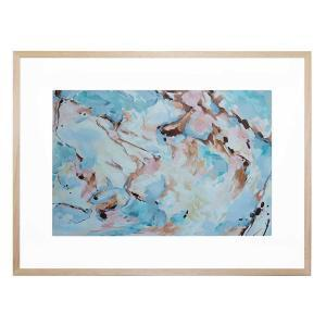Troubled Waters - Framed Print