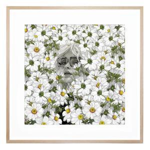 May the Days be Aimless - Framed Print