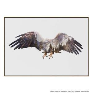 Arctic Eagle - Canvas Print