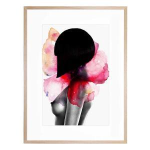 Come Undone - Framed Print