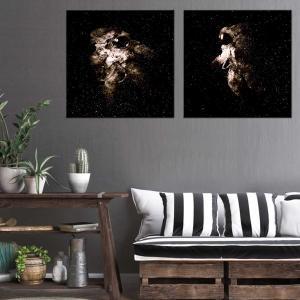 Astronaut  / Astronaut 2 - Canvas Print