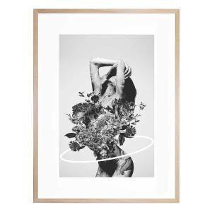 Be Slowly - Framed Print